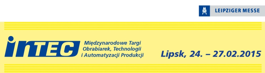 Targi INTEC 2014 w Lipsku